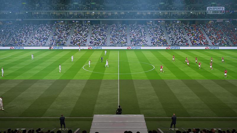 دانلود ماد GFX 1.0 بازی FIFA 17