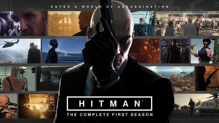 تریلر قسمت آخر فصل اول بازی HITMAN