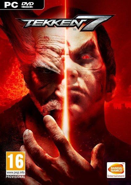 دانلود بازی Tekken 7 برای کامپیوتر + کرک سالم