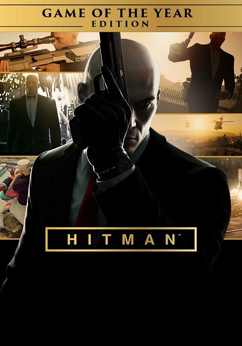 HITMAN™ - Game of the Year Edition auf PS4 | Offizieller ...