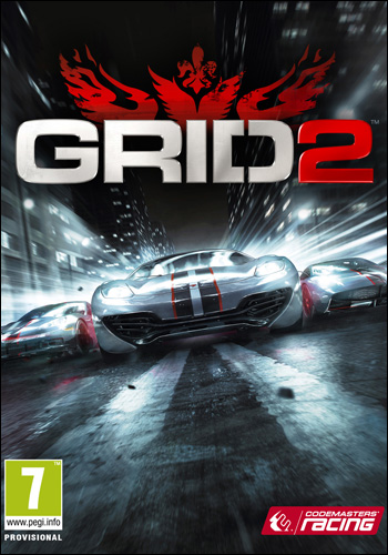 دانلود بازی GRID 2 برای کامپیوتر + کرک سالم