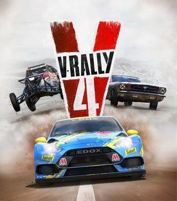 دانلود بازی V-Rally 4 برای کامپیوتر