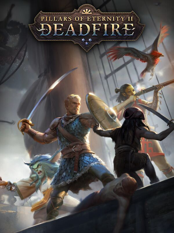 دانلود بازی Pillars of Eternity II: Deadfire برای کامپیوتر + کرک سالم