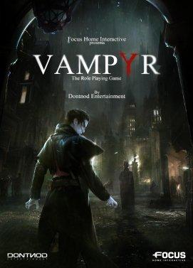 دانلود بازی Vampyr برای کامپیوتر + کرک سالم