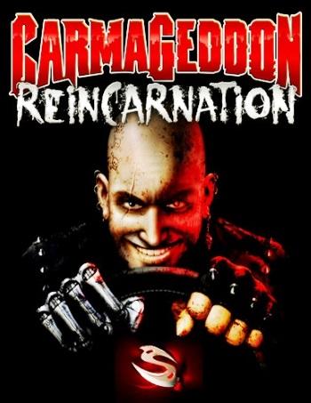 دانلود بازی Carmageddon: Reincarnation برای کامپیوتر + کرک سالم