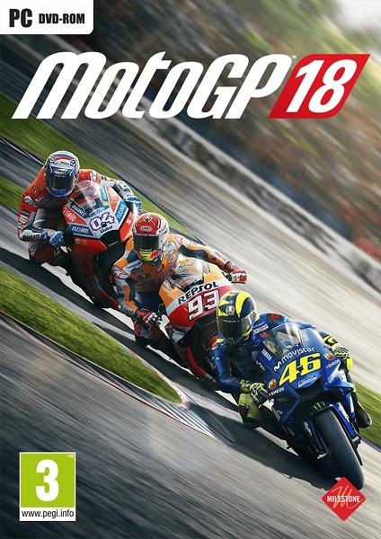 دانلود بازی MotoGP 18 برای کامپیوتر + کرک سالم