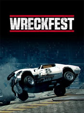 دانلود بازی کامپیوتر Wreckfest برای کامپیوتر + کرک سالم