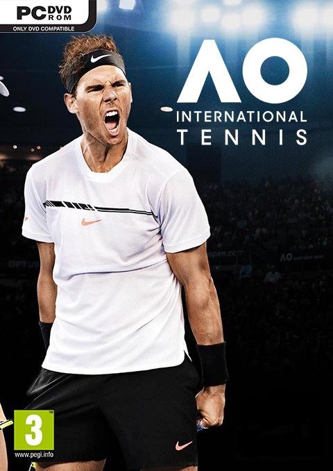 دانلود بازی AO International Tennis برای کامپیوتر + کرک سالم