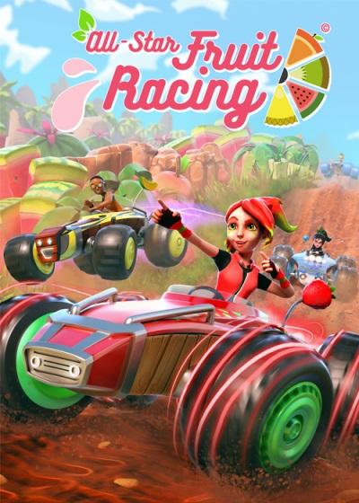 دانلود بازی All-Star Fruit Racing برای کامپیوتر + کرک سالم