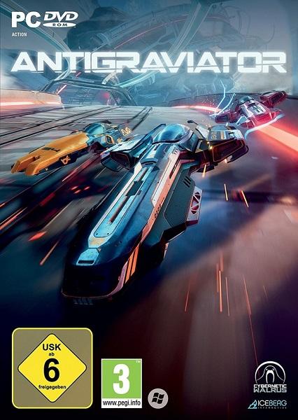 دانلود بازی Antigraviator برای کامپیوتر + کرک سالم