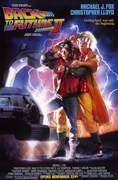 دانلود فیلم Back to the Future Part II 1989 + دوبله فارسی