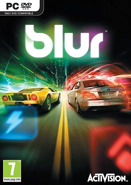 دانلود بازی Blur برای کامپیوتر + کرک سالم
