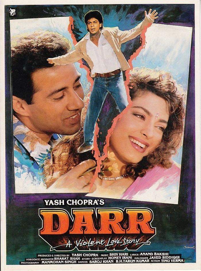 دانلود فیلم Darr 1993 + زیرنویس فارسی