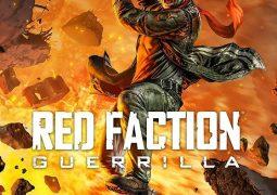 دانلود بازی Red Faction Guerrilla Re-Mars-tered برای کامپیوتر + کرک سالم