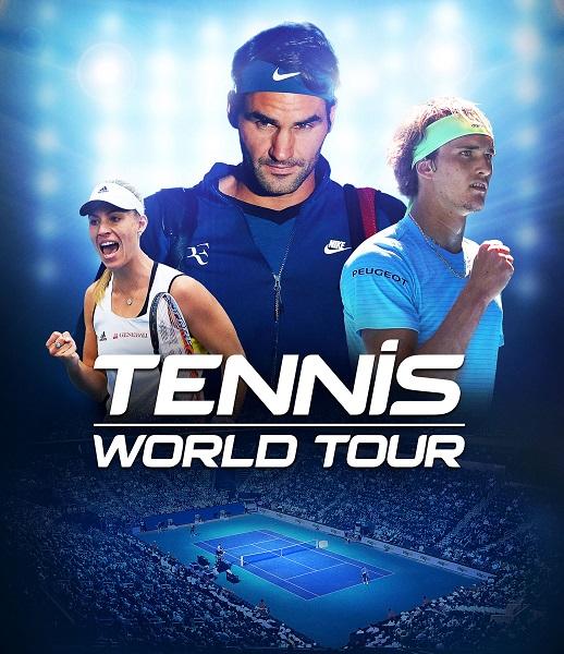 دانلود بازی Tennis World Tour برای کامپیوتر + کرک سالم
