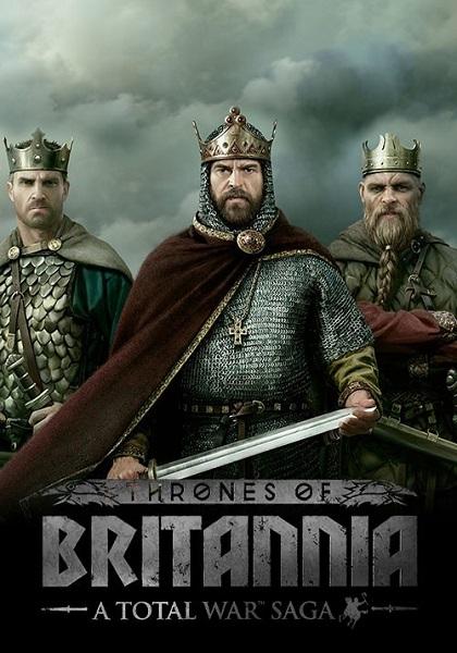 دانلود بازی Total War Saga: Thrones of Britannia برای کامپیوتر + کرک سالم