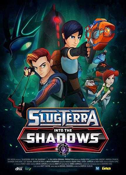 دانلود فیلم Slugterra: Into the Shadows 2016 + زیرنویس فارسی