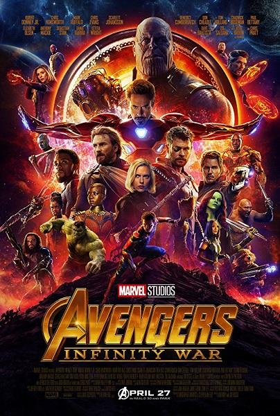 دانلود فیلم Avengers: Infinity War 2018 + زیرنویس فارسی