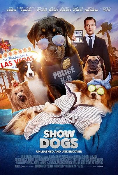 دانلود فیلم Show Dogs 2018 + زیرنویس فارسی