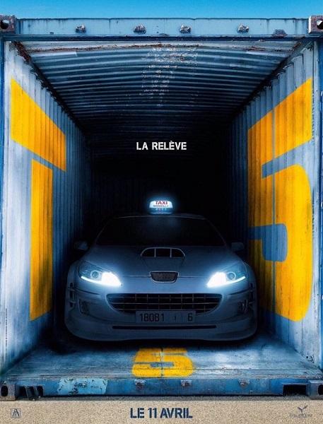 دانلود فیلم Taxi 5 2018 + زیرنویس فارسی