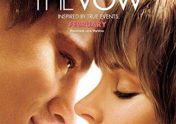دانلود فیلم The Vow 2012 + زیرنویس فارسی